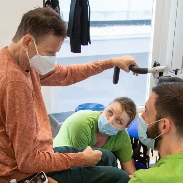 Physiotherapie im BDH Therapiezentrum Ortenau